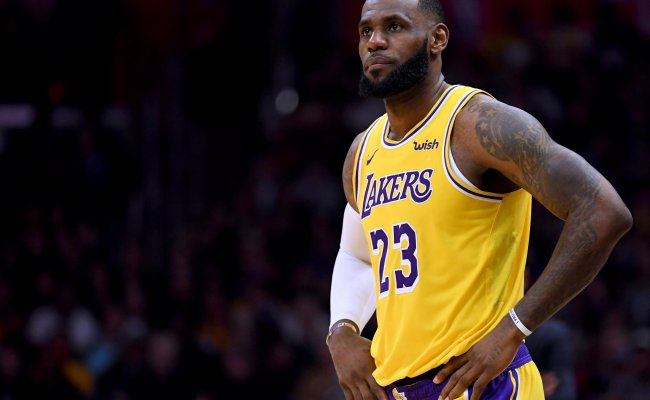 Lebron Could Regret Joining The Lakers Says Stephen A Smith