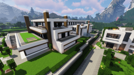 Modern Minecraft Houses: 10 Building Ideas To Stoke Your Imagination