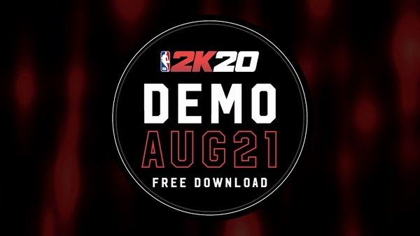 nba 2k20 demo release