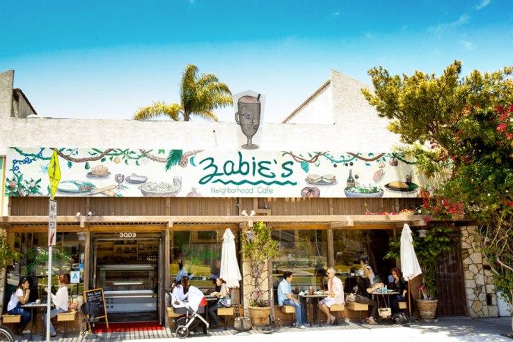 Zabie's Santa Monica