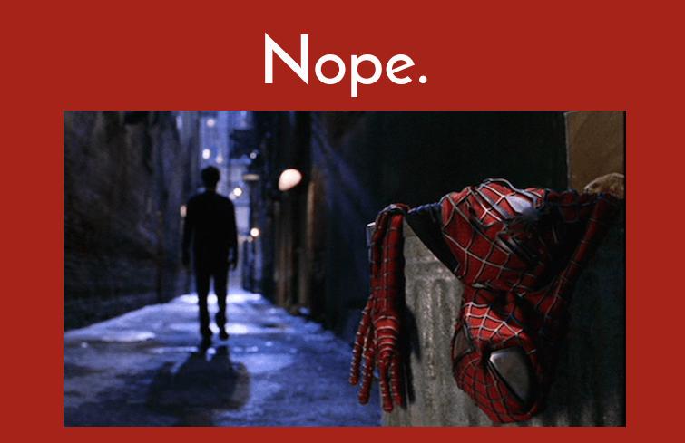 is spider man back