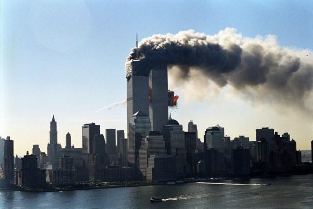 september 11 attacks photos