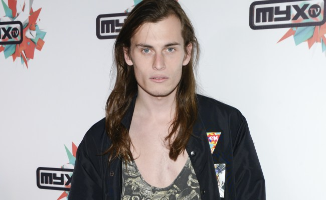 American Horror Story Actor Harry Hains Son Of Actress