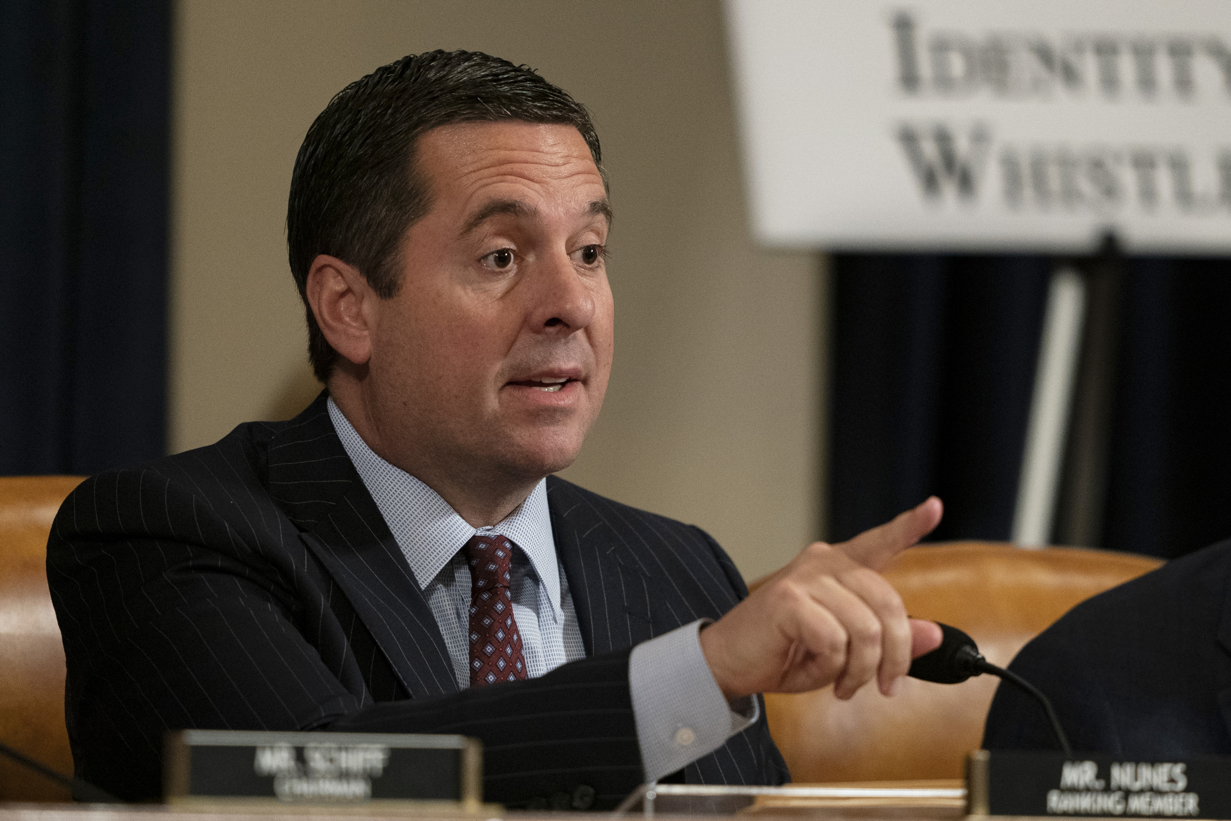 GOP Rep. Nunes asks if Riussians only like Republicans, why did they let them lose the House