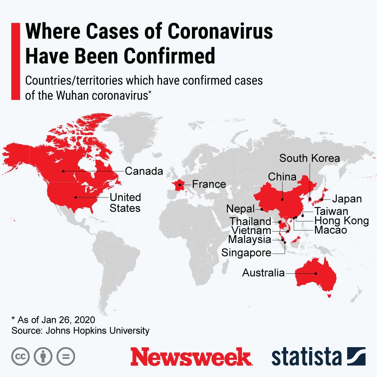 China Official Fighting Coronavirus Outbreak Warns of Emergency ...