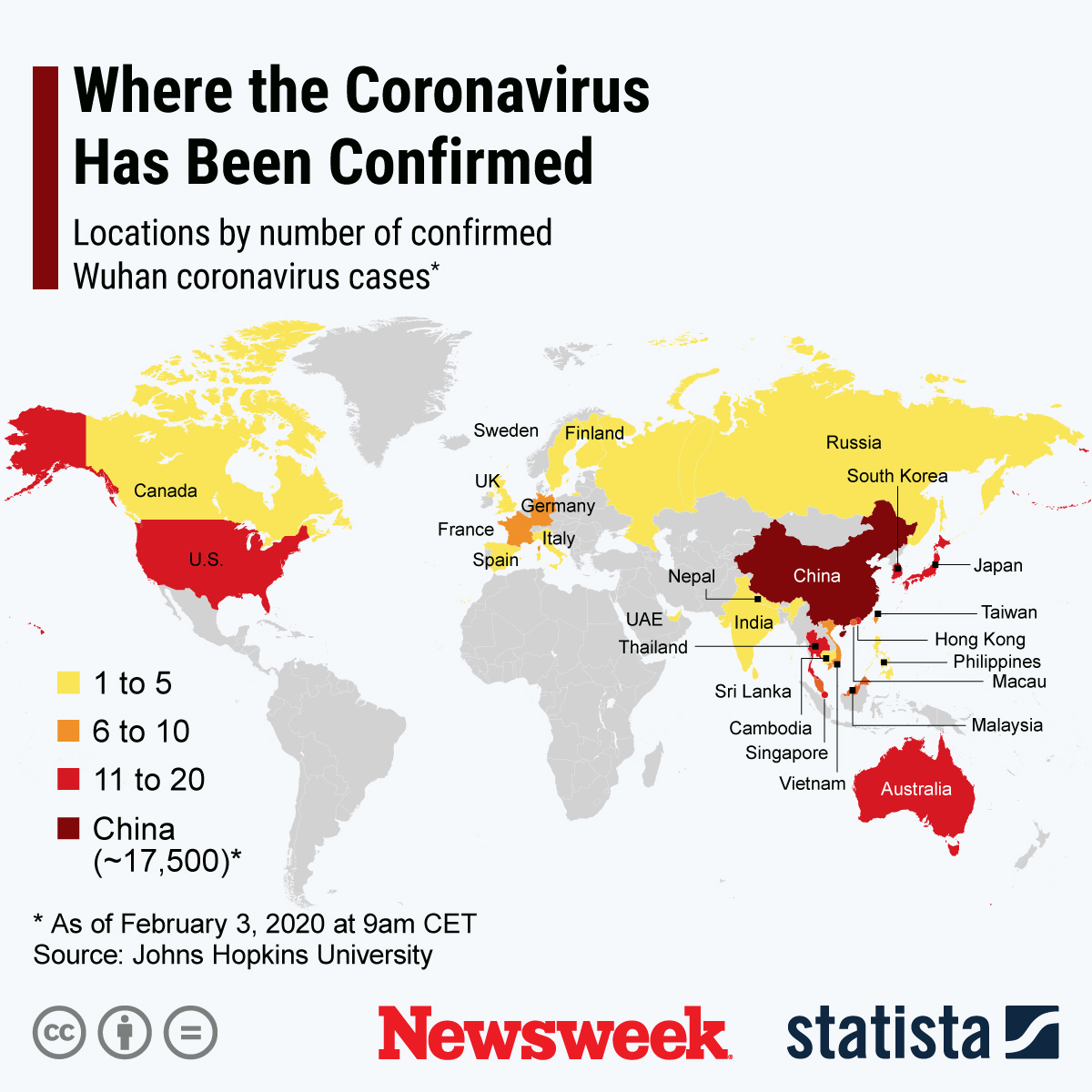 Coronavirus Infects 1-Month-Old Baby in China, Health Officials Say