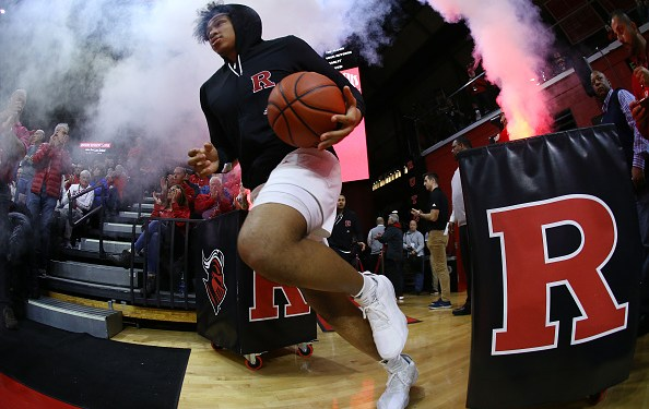 Men's college basketball has eight upsets Saturday, including No. 5 Louisville going down to Clemson