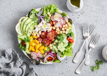 Following a Mediterranean diet could prevent older people from becoming frail, study suggests