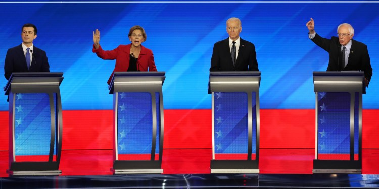 When is the next Democratic debate? Candidates to take the stage in Charleston, South Carolina