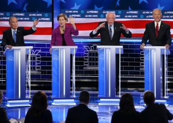 Who won the ninth Democratic debate in Nevada? Analysis of the winners, losers and highlights