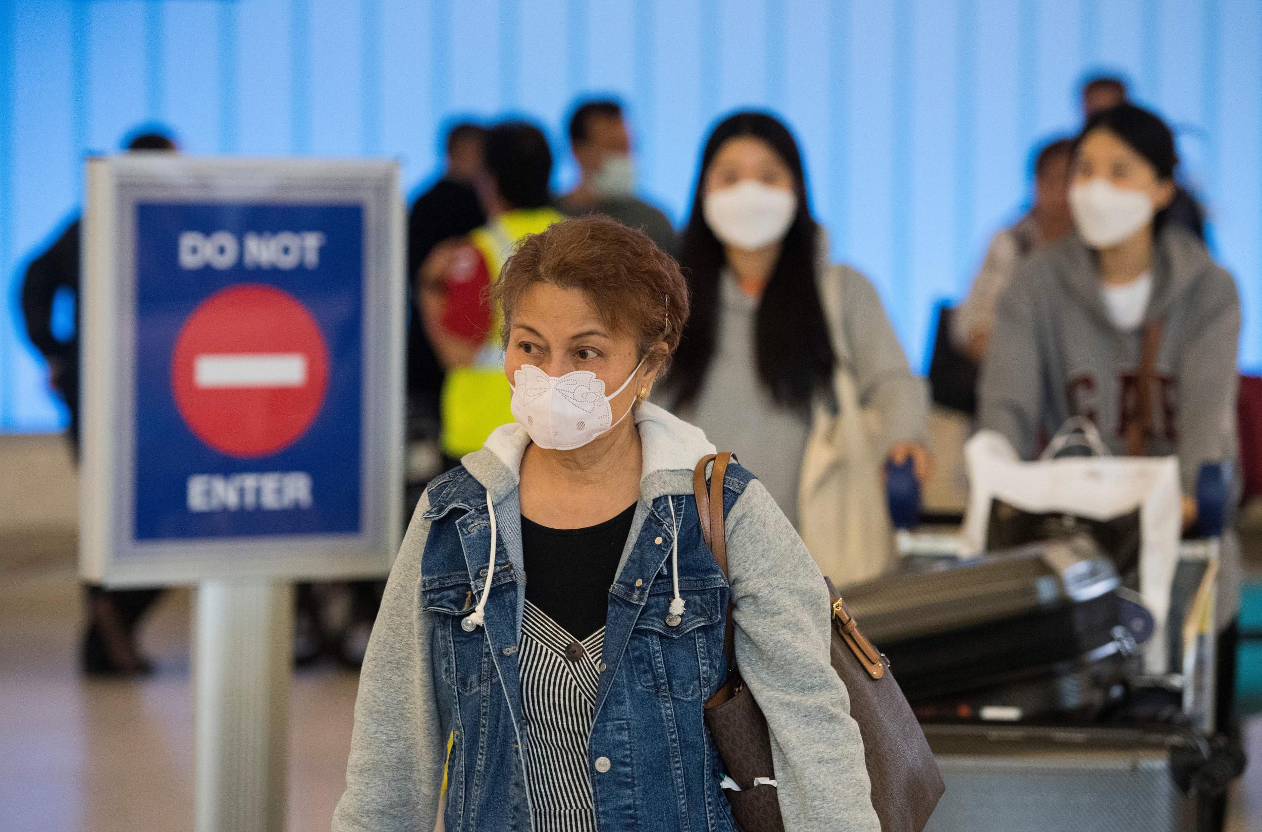 Coronavirus U.S. Outbreak Update as Dozens of New Cases Confirmed ...