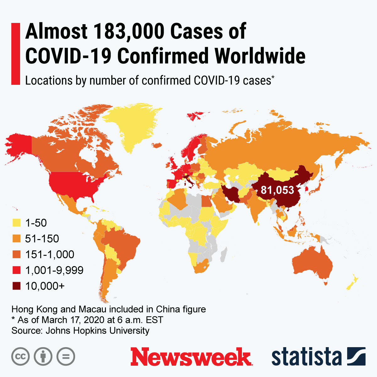 Coronavirus Update: China Reports Only One New Domestic Case As ...