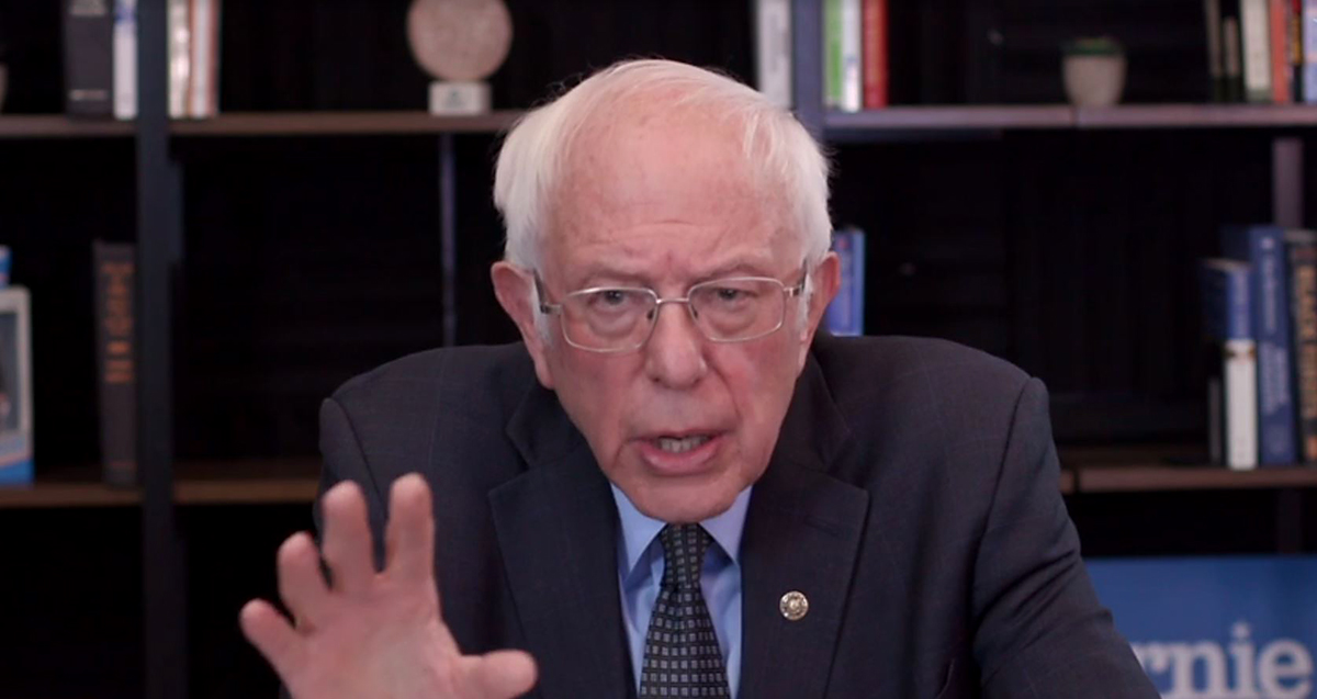 Bernie Sanders moves to ensure he's on New York's primary ballot after shooting down prospect of another presidential bid