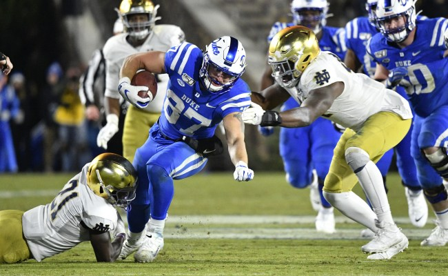 College Football Schedule How To Watch Notre Dame Vs Duke