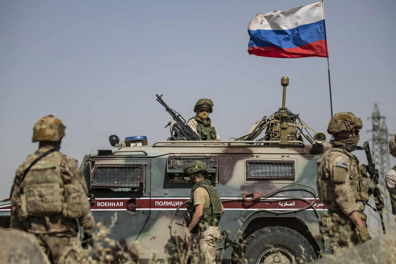 us, russia, military, northeast, syria