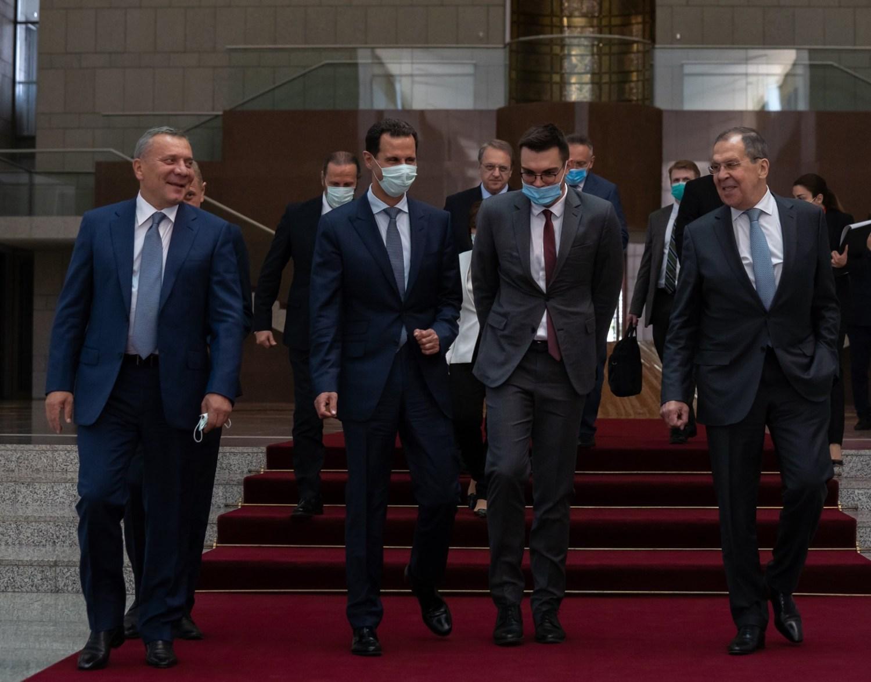 russia, syria, damascus, visit