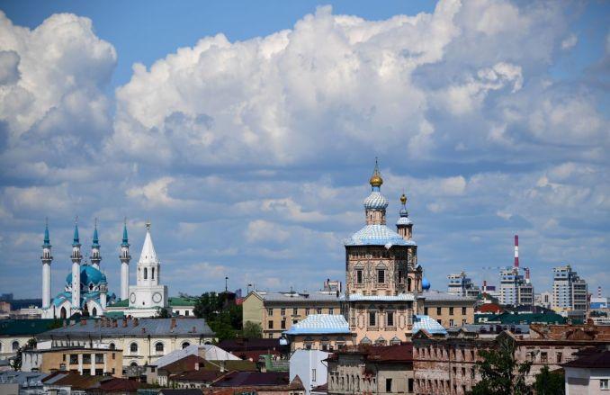 Molotov-koktéllal, késsel támadt egy iszlamista tinédzser rendőrökre Tatárföldön