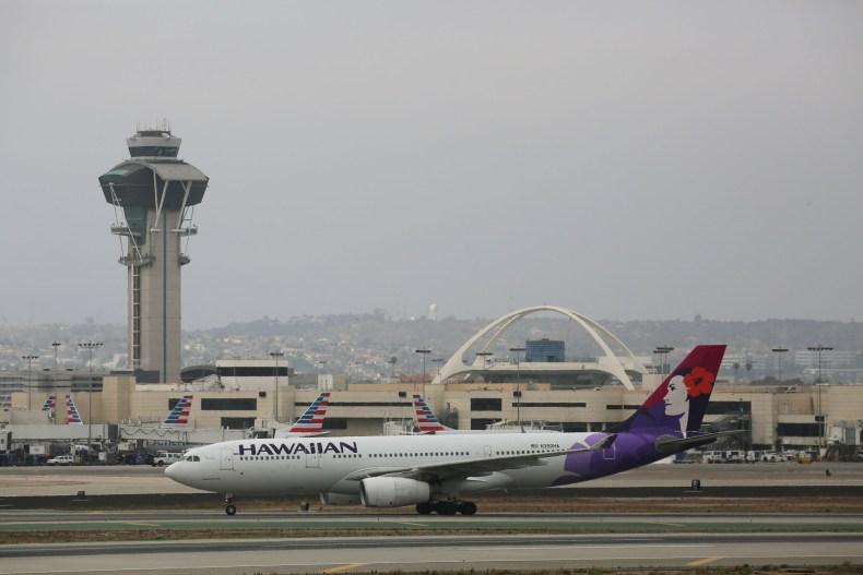 Hawaiian Airlines Airplane