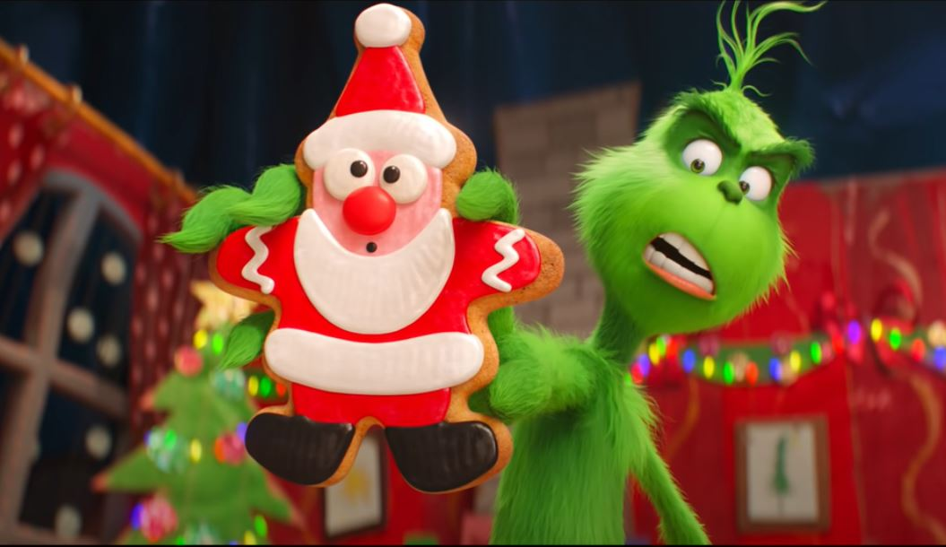 'The Grinch' Is Already in Netflix's Top 10. so It's Officially Christmas Now