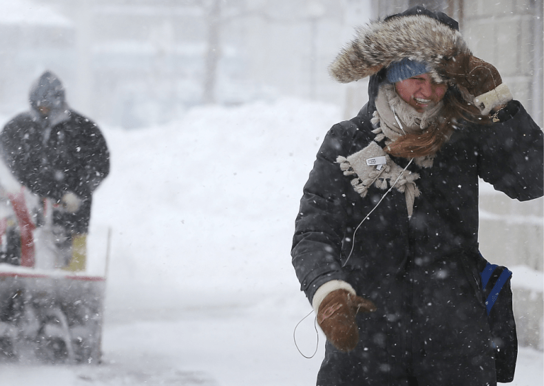 2013: February nor'easter brings a Category 3 storm