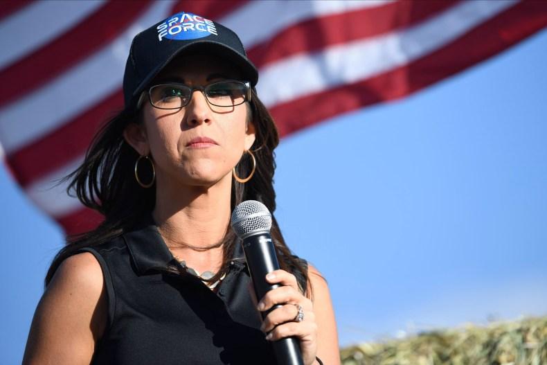 Colorado Rep. Lauren Boebert