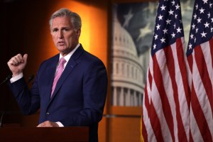 Kevin McCarthy strikes Democrats in the House for banning Dr. Seuss – they didn't