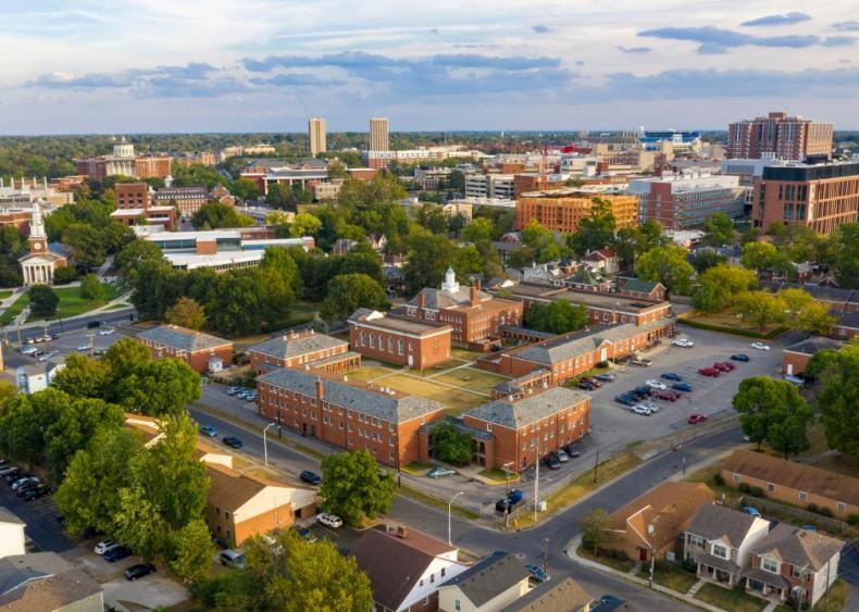 #33. Lexington-Fayette, Kentucky (tie)
