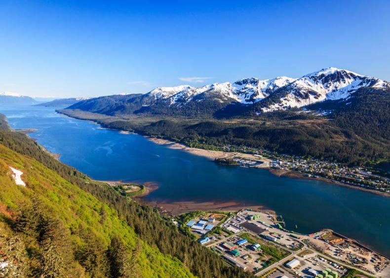 #8. Juneau, Alaska