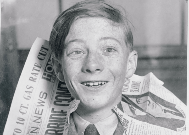 "1919: Wesley ""Freckles"" Barry"