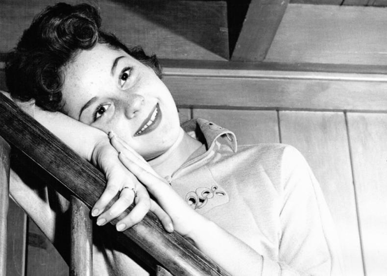 1954: Sherry Jackson