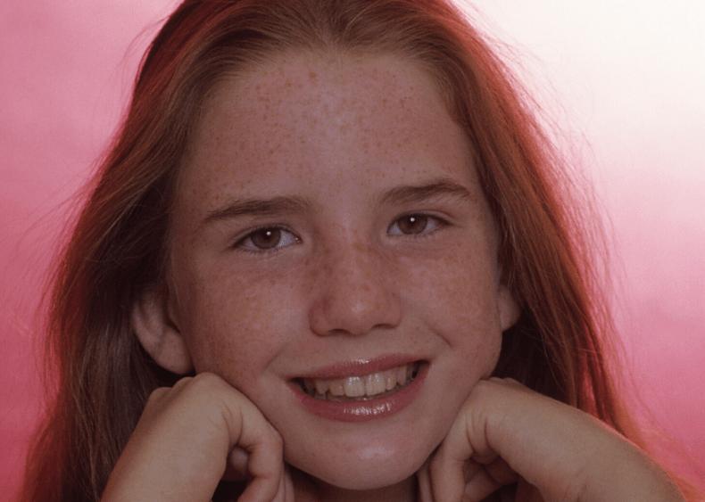 1978: Melissa Gilbert