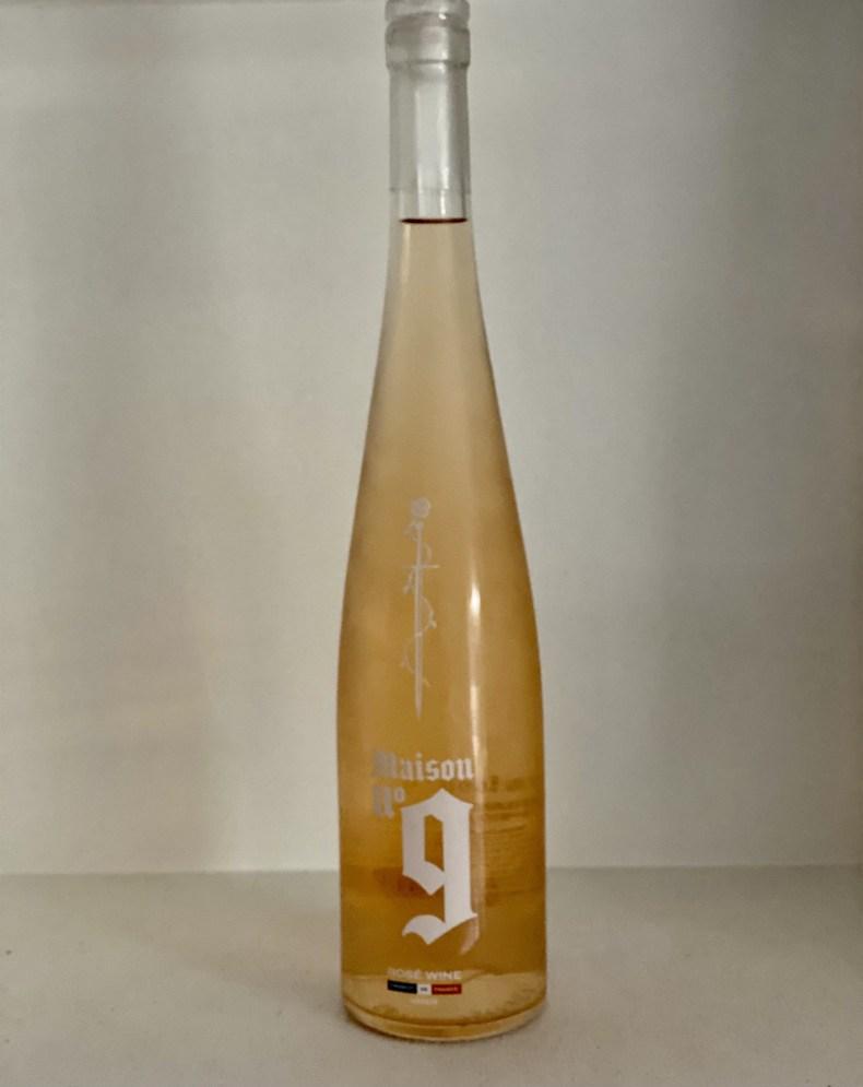 Rose Wines 2021 Masion no 9