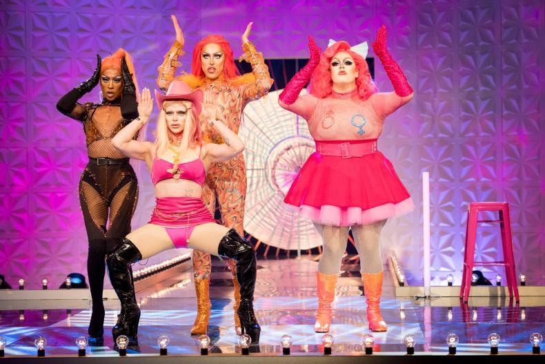 RuPaul's Drag Race UK 'Turbocharged' U.S. Subscribers