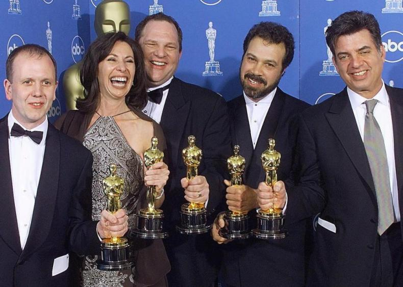 1999: 'Shakespeare in Love' wins Best Picture over 'Saving Private Ryan'