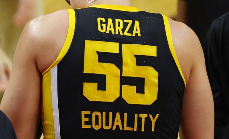Luke Garza Iowa Basketball Player