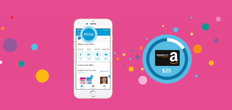 Shopkick (iOS and Android)