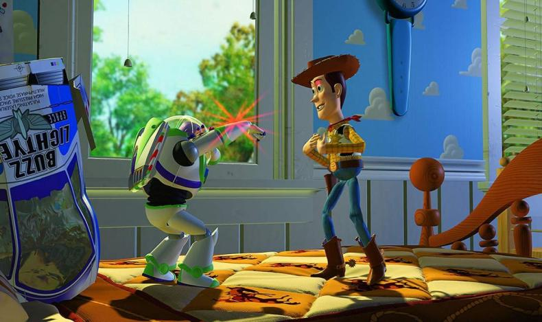 #15. Toy Story (1995)