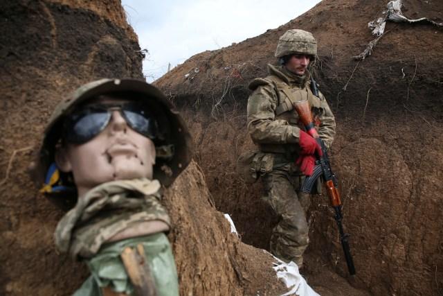 ukraine, front, line, conflict, soldiers, russia