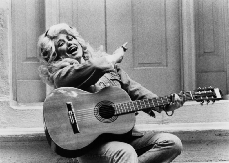 1966: Dolly Parton releases her first record