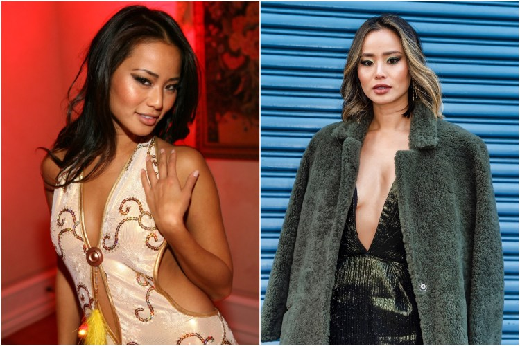 Jamie Chung then and now