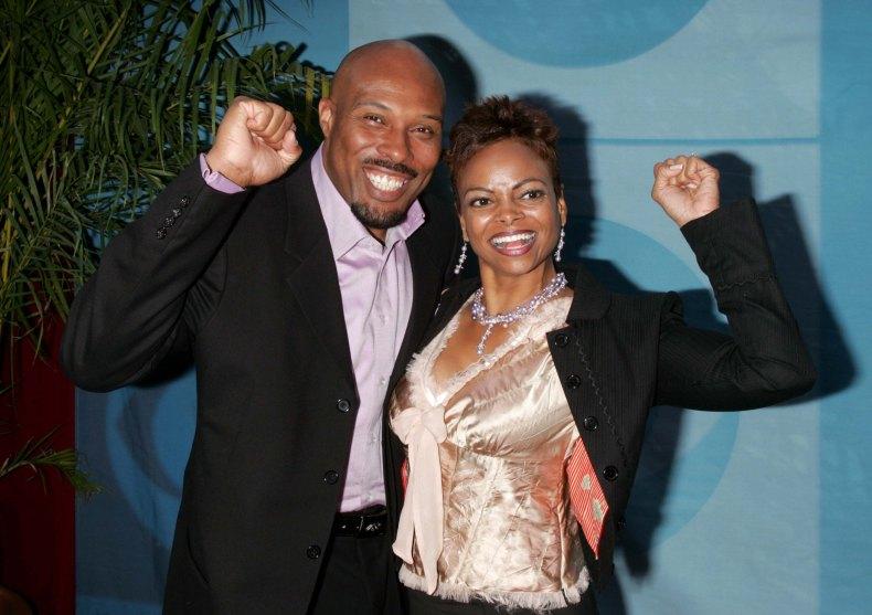 Uchenna and Joyce Agu at CBS event
