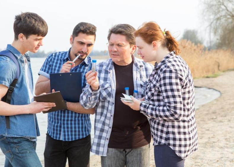 #69. Environmental Science Teachers, Postsecondary