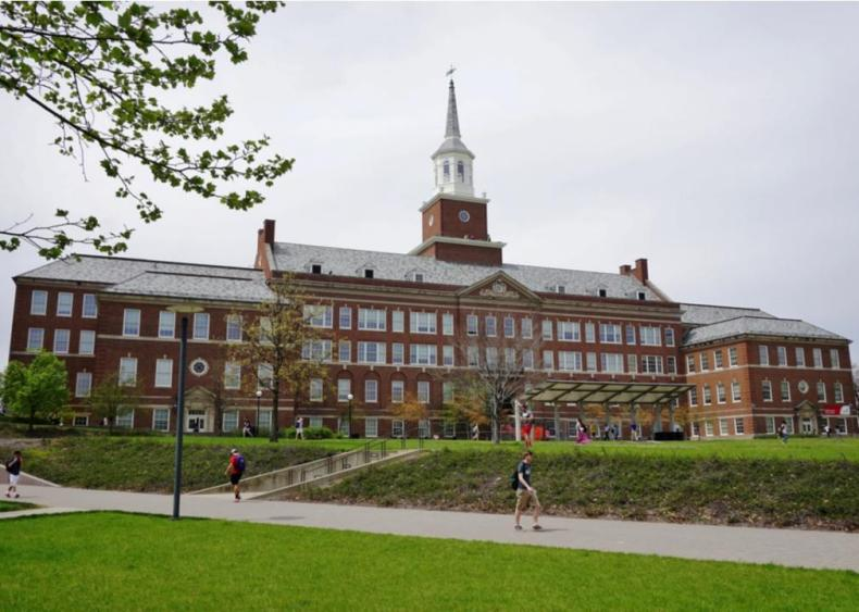 #46. University of Cincinnati