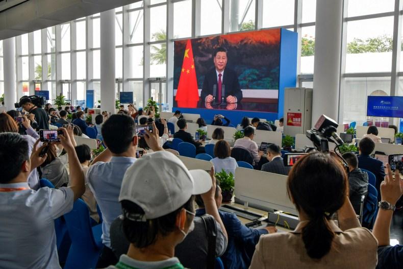 Xi Jinping speech