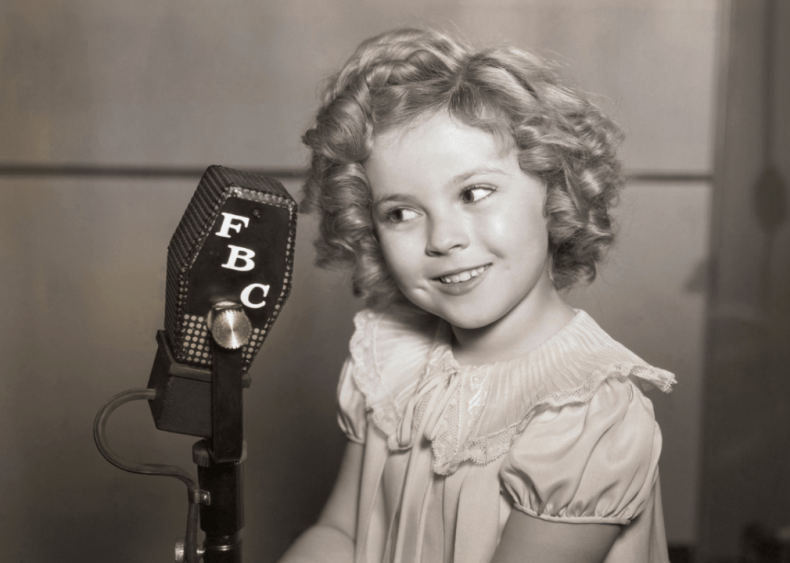 1928: Shirley Temple