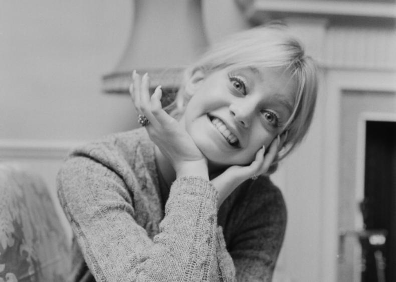 1945: Goldie Hawn