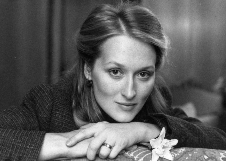 1949: Meryl Streep