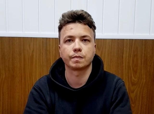 Roman Protasevich Belarus Plane Torture Svetlana Tikhanouskaya