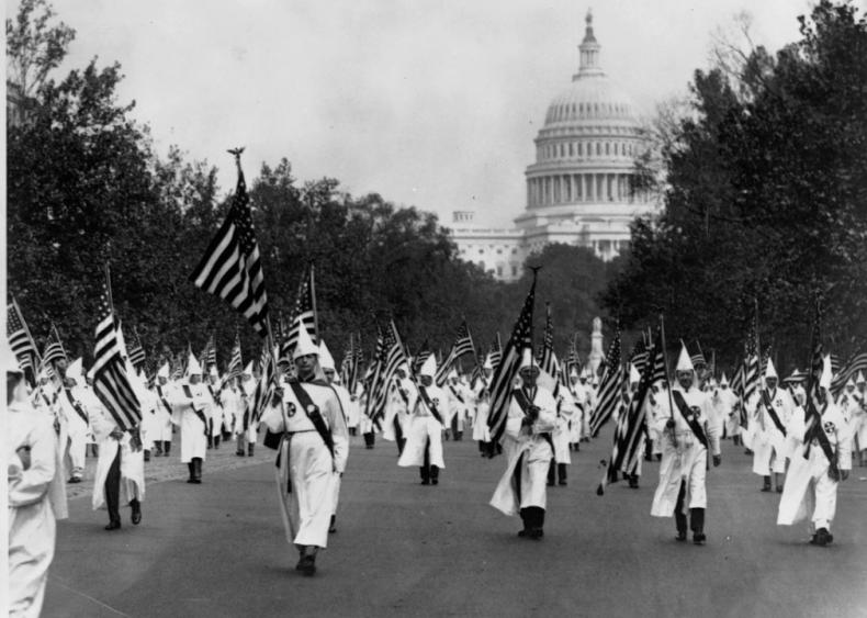 Rebirth of the Ku Klux Klan