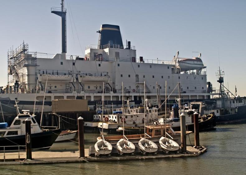 #42. California State University Maritime Academy